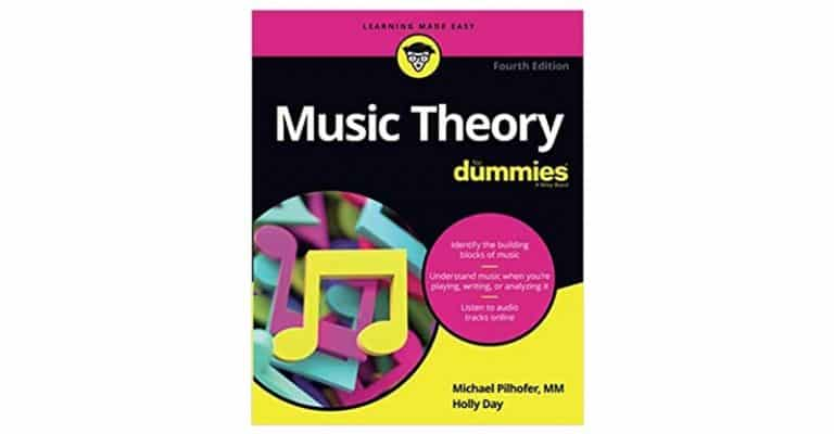 9 Best Music Theory Books 2021; Increase Your Musicality Today