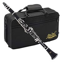 We compare the top student clarinets