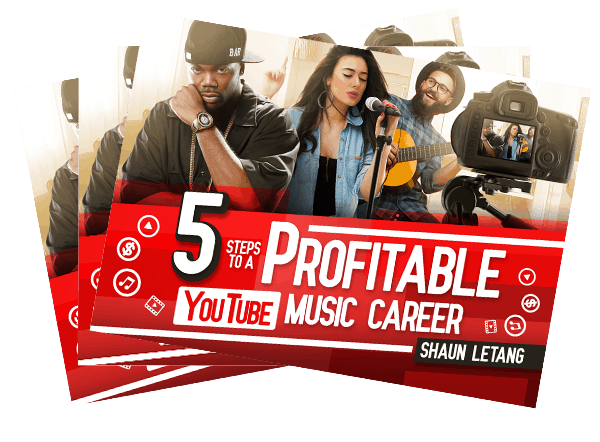 5 Steps to a Profitable Youtube Music Career Free Ebook