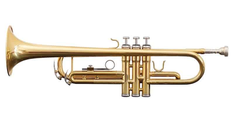 Brass instruments types