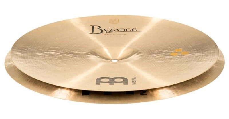 "Meinl Cymbals 17""/18"" Double Down Stack, Matt Halpern Byzance Signature – Artist Concept Series"