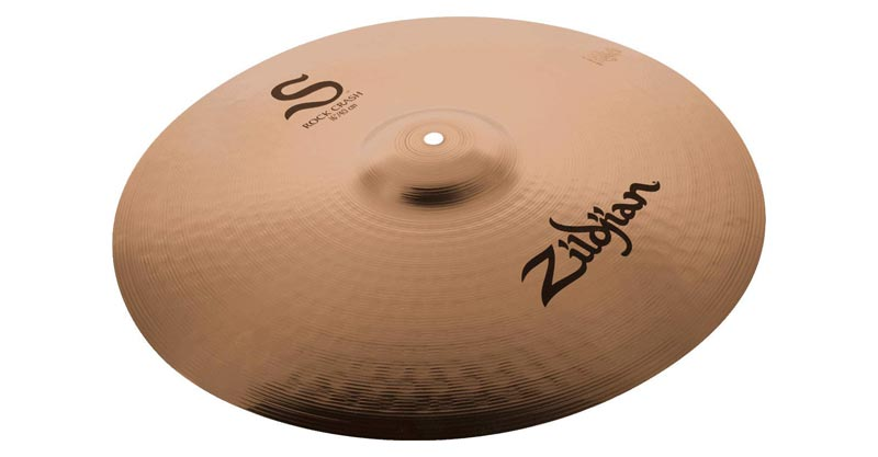 "Zildjian 16"" S Rock Crash Cymbal"