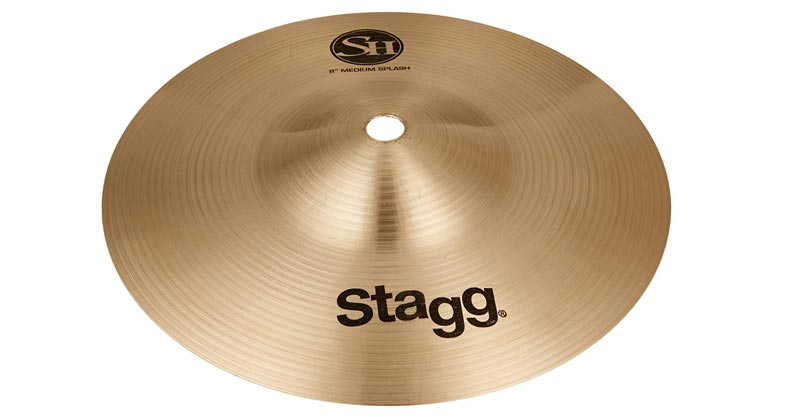 Stagg SH-SM8R 8-Inch SH Medium Splash Cymbal