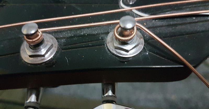String post