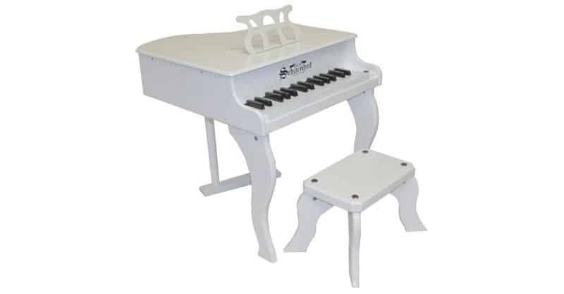 Schoenhut Learn-To-Play Baby Grand Toy Piano