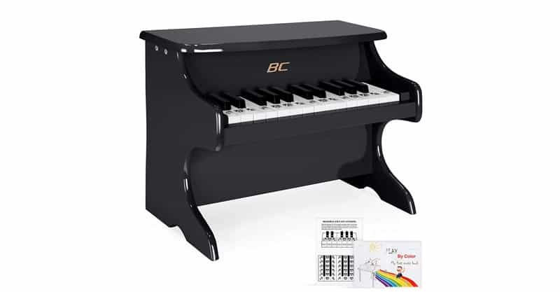 Best Choice Products Toddler Learn-To-Play Mini Piano