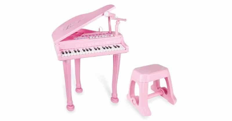 Little Princess Educational 37 Keys Keyboard Kids Toy Piano