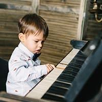 Prepare your child for piano lessons