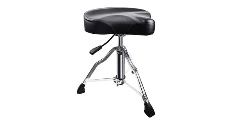 BOLT Drum Throne Motorcycle Style Nitro Throne Drum Chair Airlift Throne