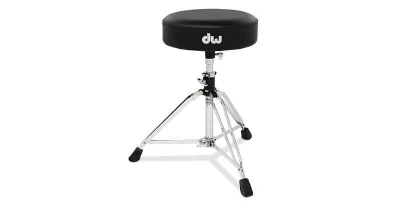 DW Drum Workshop 3000 Series DWCP3100 Throne With Vise Memory