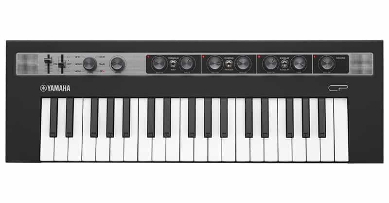Yamaha REFACE CP Portable Electric Piano And Vintage Keyboard Sound Engine
