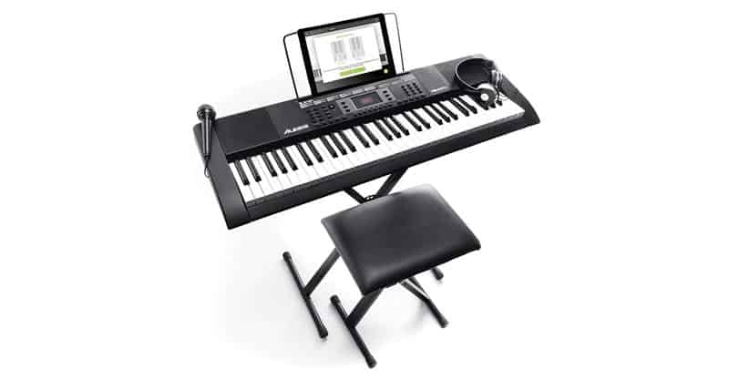 Alesis Melody 61 Mk II | 61 Key Portable Keyboard