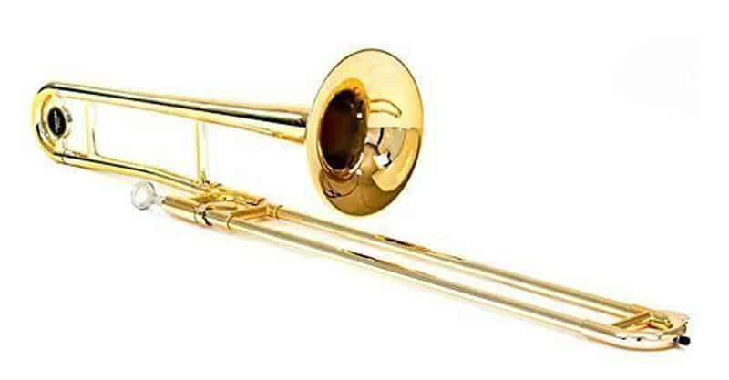 Tromba TRB-GO Plastic Trombone, Bb Tenor