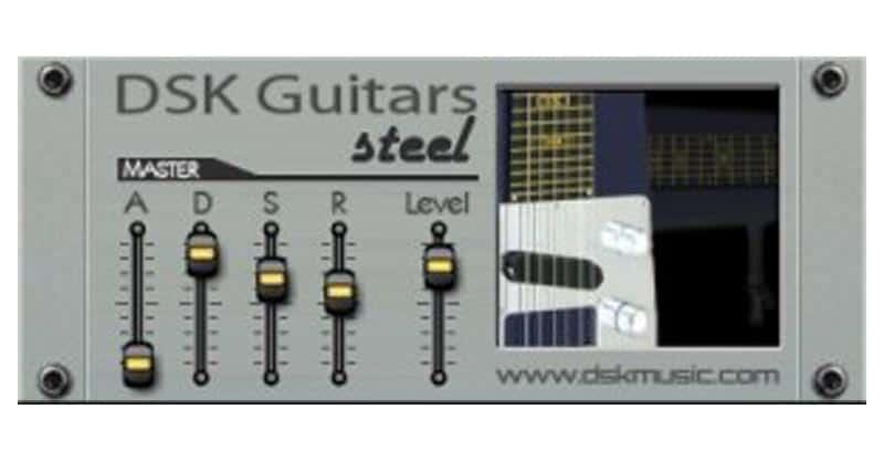 DSK Guitars Steel