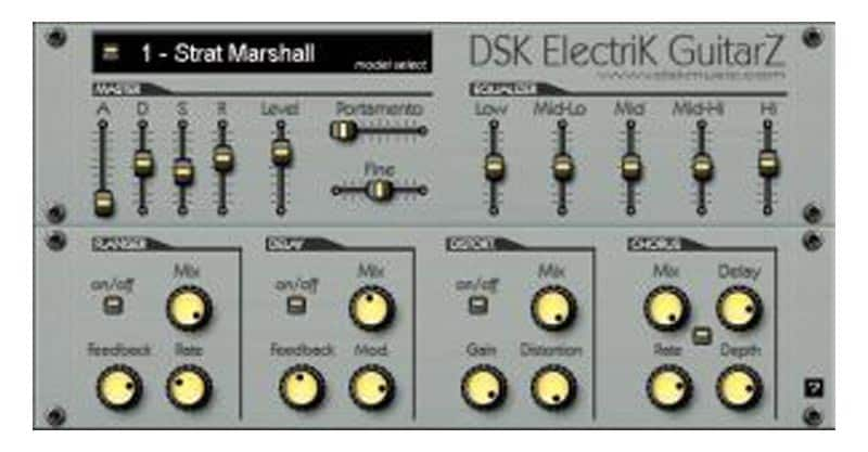 DSK Electrik GuitarZ