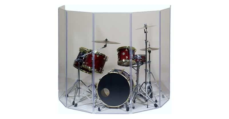 Drum Shield Drum Screen Drum Panels DS6L