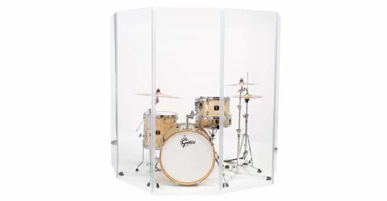 7 Best Drum Shields 2021 To Keep The Noise Controlled At Church Or Home