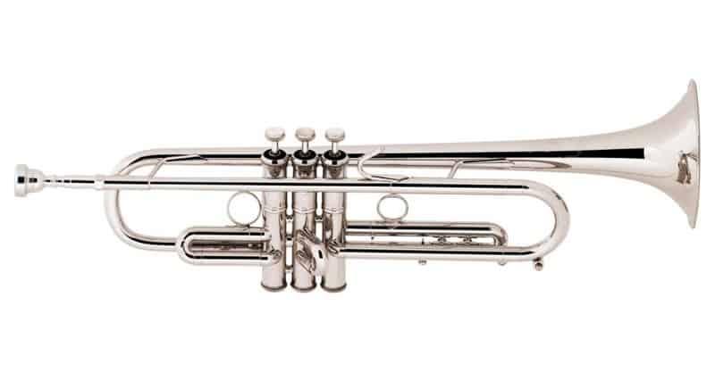 Bach LT1901B Stradivarius Commercial Series Bb Trumpet Silver