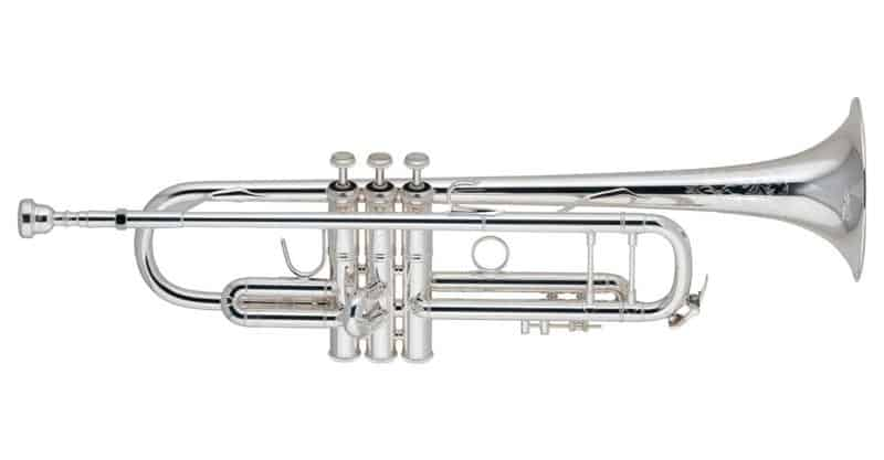 Bach 19037 Stradivarius Series 50th Anniversary Bb Trumpet Silver