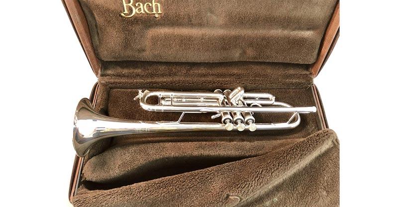 Bach 180S37 Stradivarius Series Bb Trumpet – Silver Plated