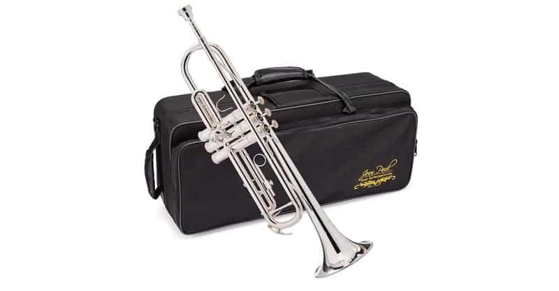 Jean Paul USA TR-430S Trumpet – Standard, Silver