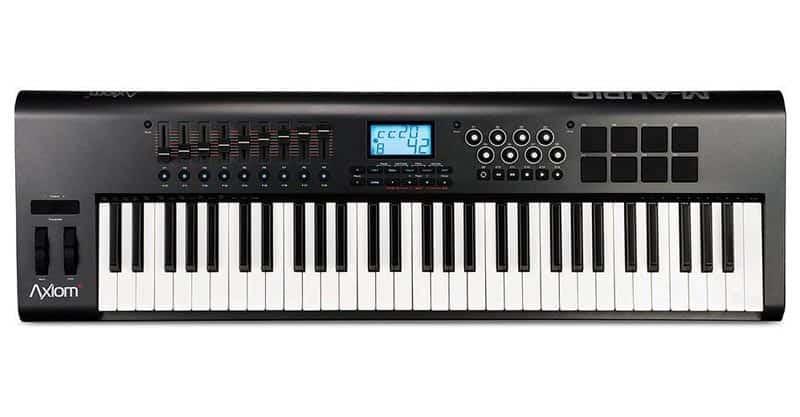 M-Audio Axiom 61 61-Key USB MIDI Keyboard Controller