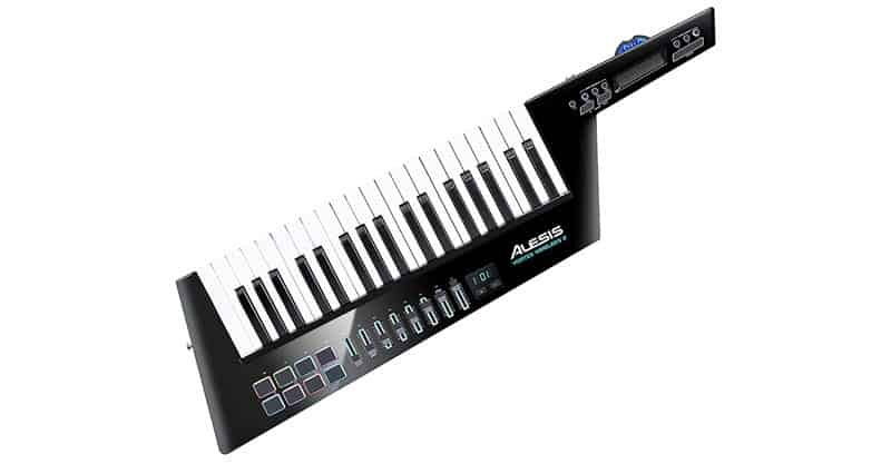 Alesis Vortex Wireless 2 | High-Performance USB/MIDI Wireless Keytar Controller