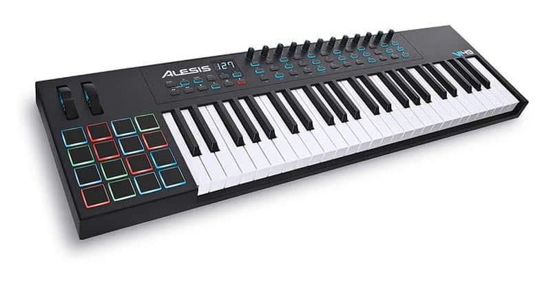 Alesis VI49 | 49-Key USB MIDI Keyboard Controller