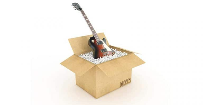 How Much Does It Cost To Ship A Guitar? Prices From The Biggest Shippers