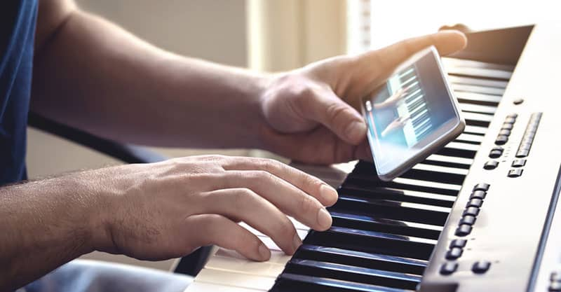 Piano Exercises For Beginners