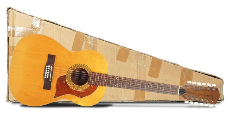 How To Ship A Guitar; Companies To Use, Packaging Requirements & More