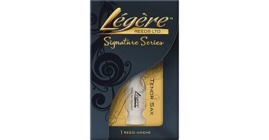 Legere Tenor Saxophone Signature Series Reeds 2 0