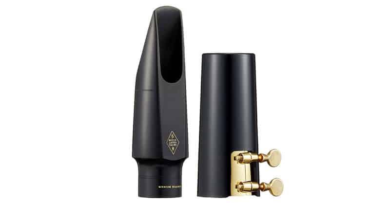 Meyer MR-404-5MM Rubber Tenor Sax Mouthpiece