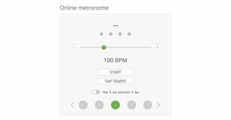 Best Online Metronomes