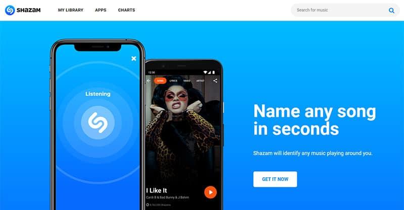 Music identification apps