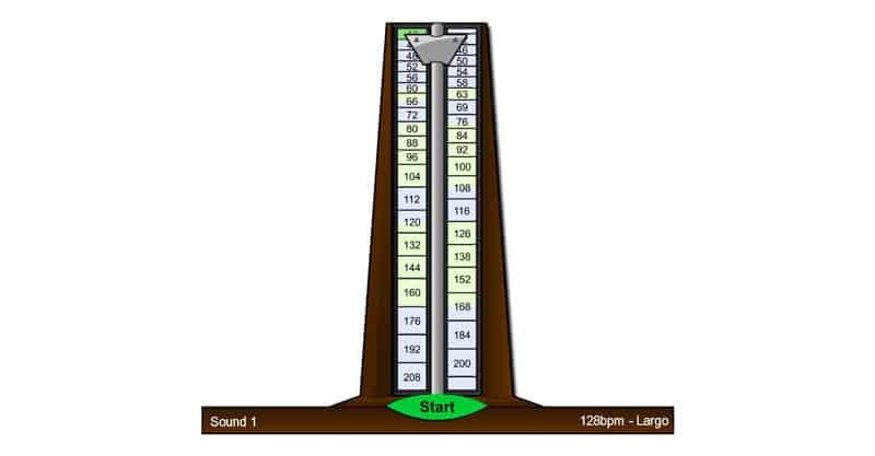 Online-Stopwatch Online Metronome