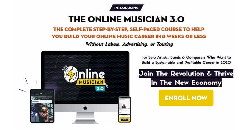 The Online Musician 3.0