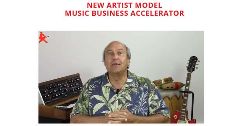 Music Business Accelerator course