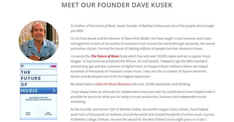 Is Dave Kusek's training worth it?