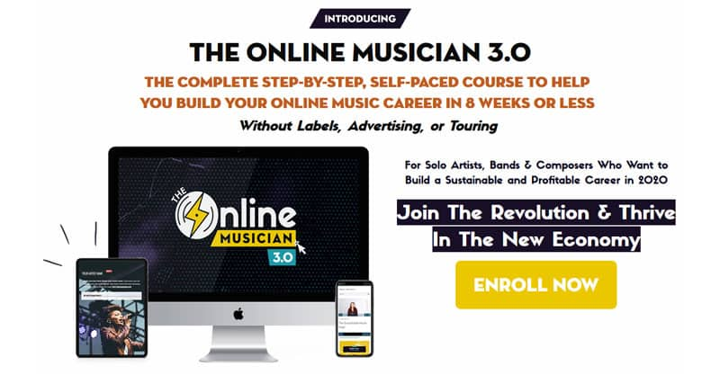 Leah McHenry online music course