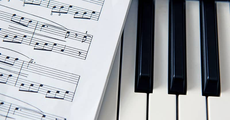 Best Easy Piano Sheet Music Websites