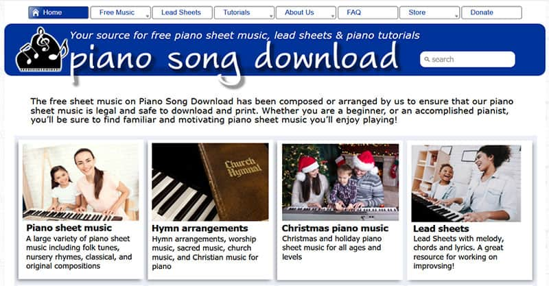 Piano Song Download