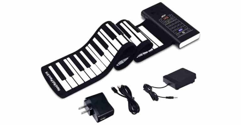 12 Best Roll Up Piano Keyboards 2021 For Portable, Easy Access Playing