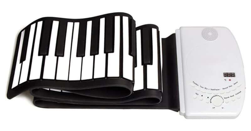 S61 Portable Flexible Piano USB MIDI Electronic Keyboard