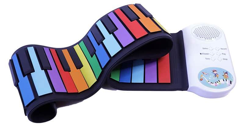 iLearnMusic Roll Up Piano