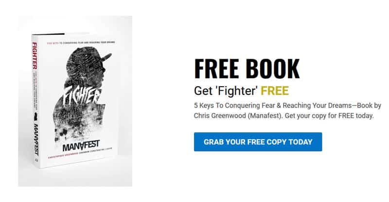 Manafest Fighter book
