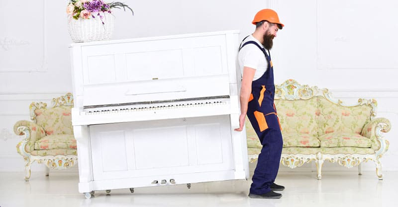 How Much Does A Piano Weigh?