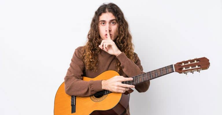 How To Play Guitar Quietly, Electric & Acoustic Guitars Considered