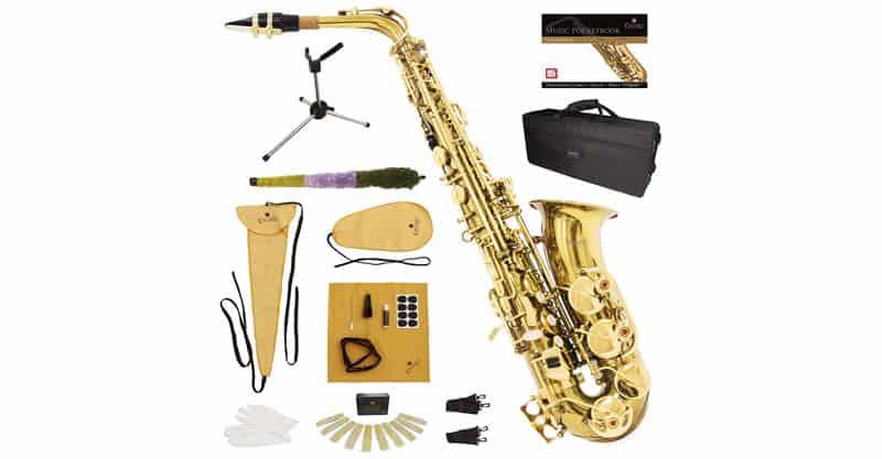 Mendini By Cecilio Eb Alto Saxophone