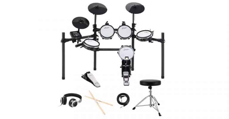 11 Best Quiet Drum Sets 2021; Get Silent Practice In With These Kits